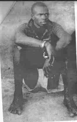 26-Year-Old Notorious Criminal Declared Wanted After Attack On Policemen(Photo)